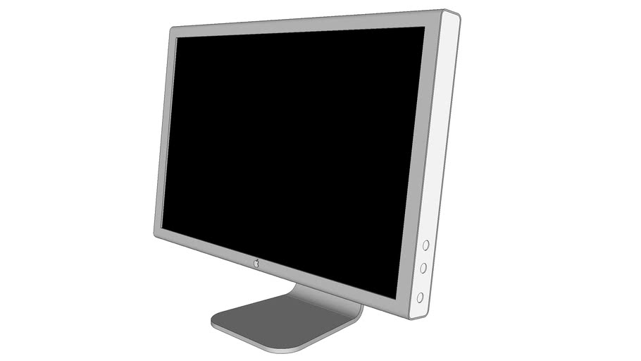 "Apple 23"" Cinema HD Display"