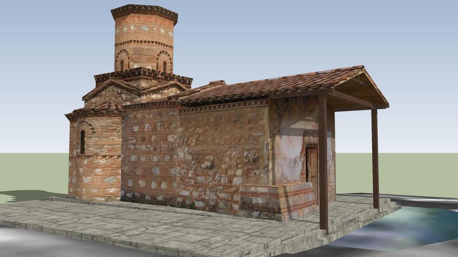 Παναγία Κουμπελίδικη, Panayia Koumbelidiki - Kastoria