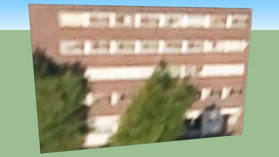Gebouw in 3116EX Schiedam, Nederland
