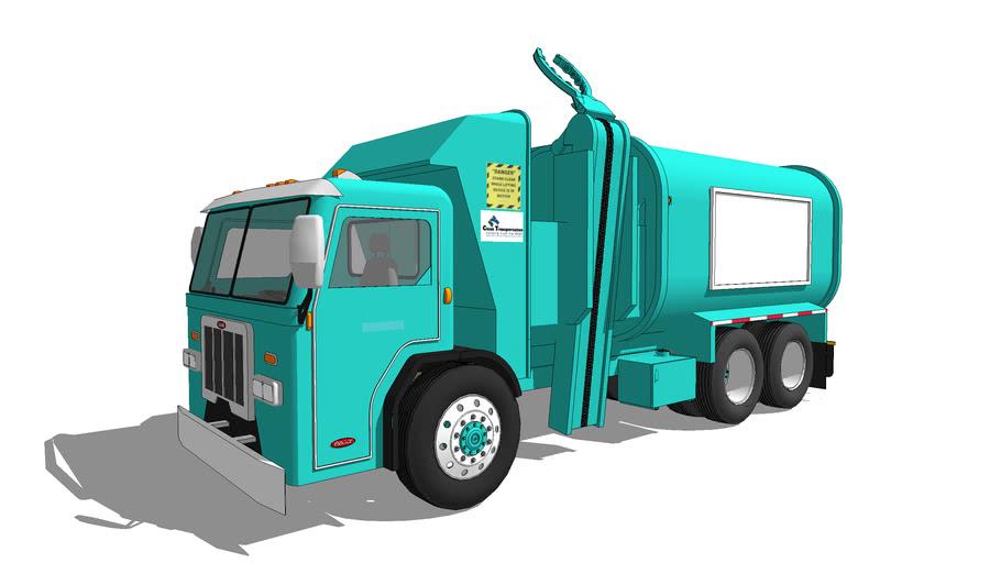 LHDrive Garbage Truck