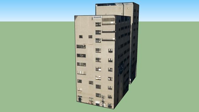 Edificio in 〒162-0838