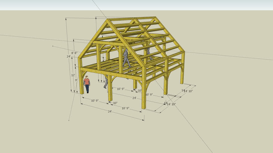 Mazinaw Garage Project