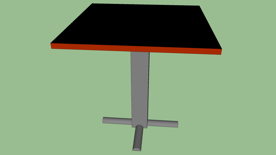 short two top restaurant table