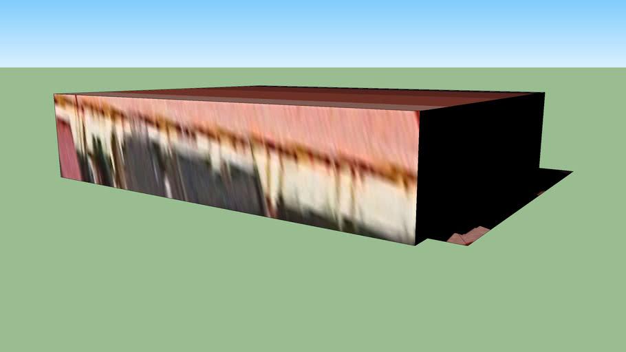 Модел зграде