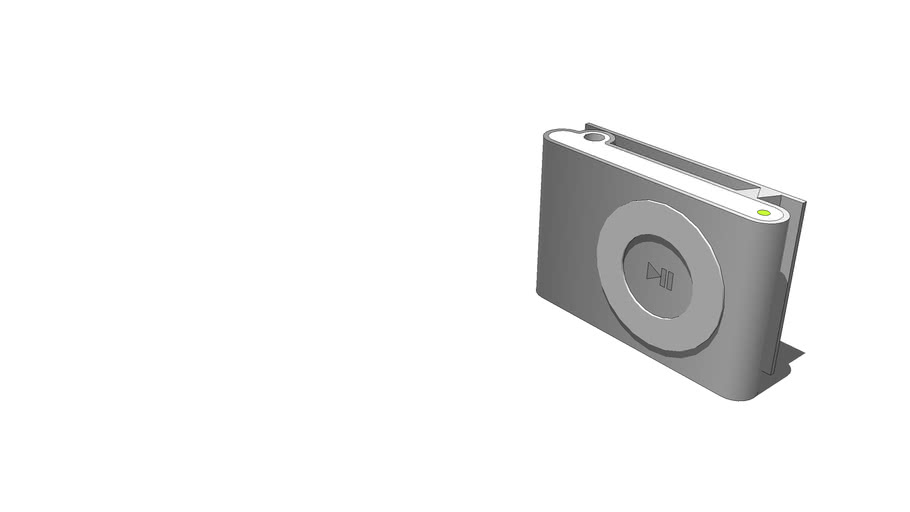 iPod Shuffle Gen. 2 Aluminum