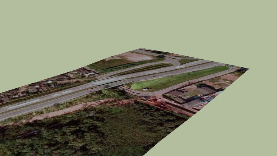 Viaduto PMN, Km 285