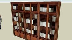 шкаф/ bookcase