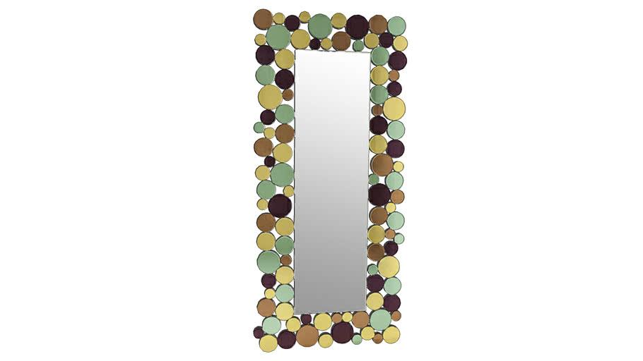 81219 Mirror Sunrise 180x80cm