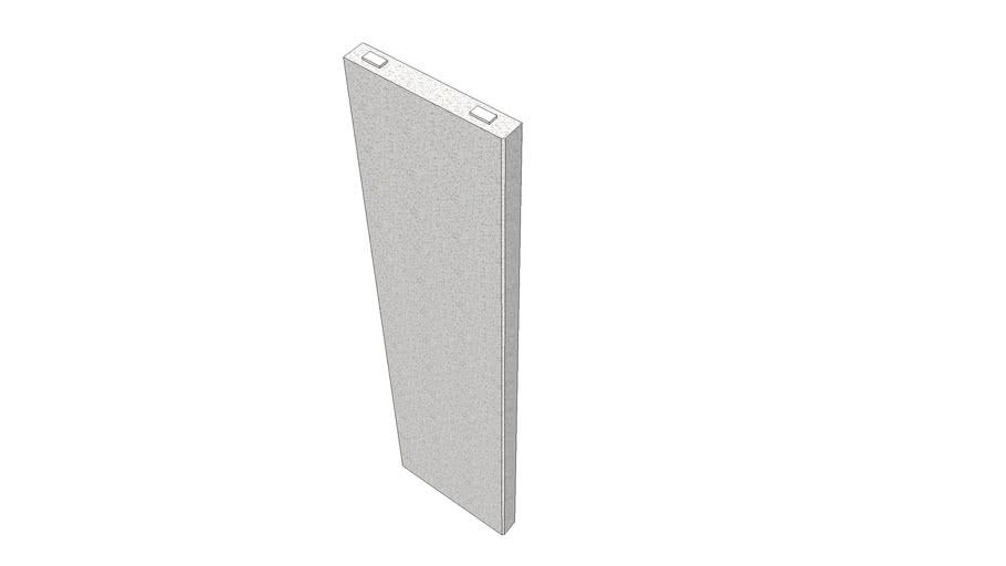 Beton gevel element V1G3 - V2G3 - V3G3 - V4G3 - V5G3 res. Stefaan oostende