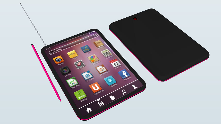Phantom TouchGo 5G Smart Phone with Walky Talky mode