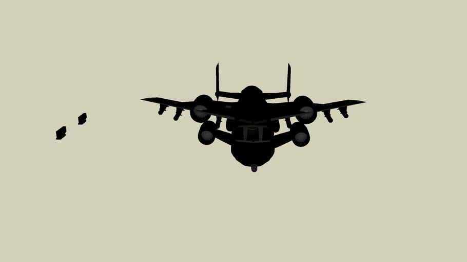 .415 Technologies A-44 B Jump-Fighter