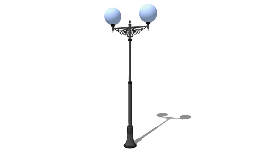 Lampu Taman 3d Warehouse