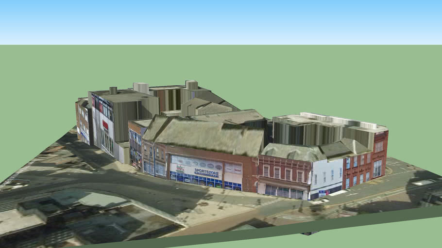 Hanley City Block
