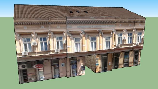 Novi Sad_ Grčkoškolska 7