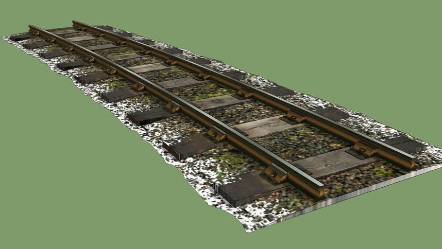 """""""Eco Rail.. N/Gauge""""... Yard Curve... Old Steam Days.."""