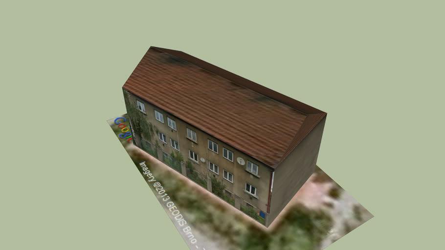 Dům velvary