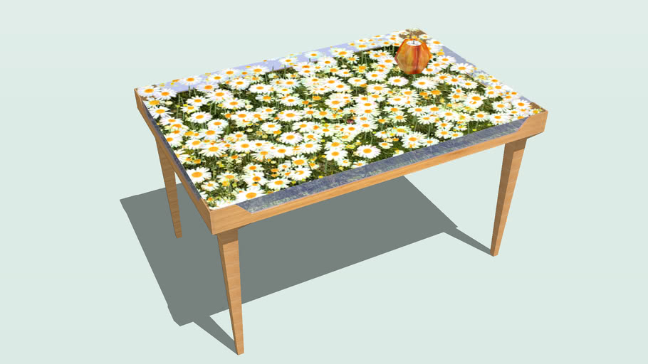 Coffee table ala Picnic