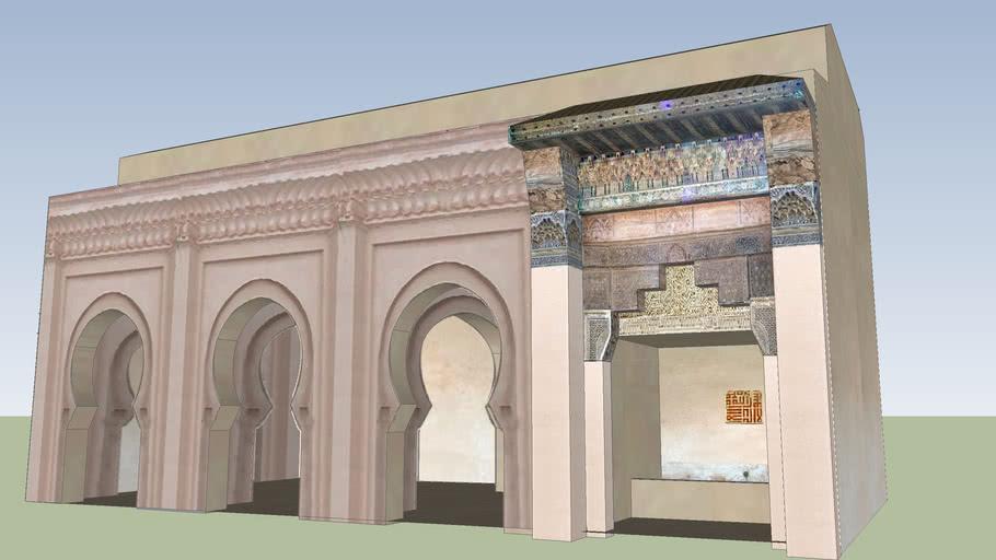 Fontaine Mouassine Marrakech