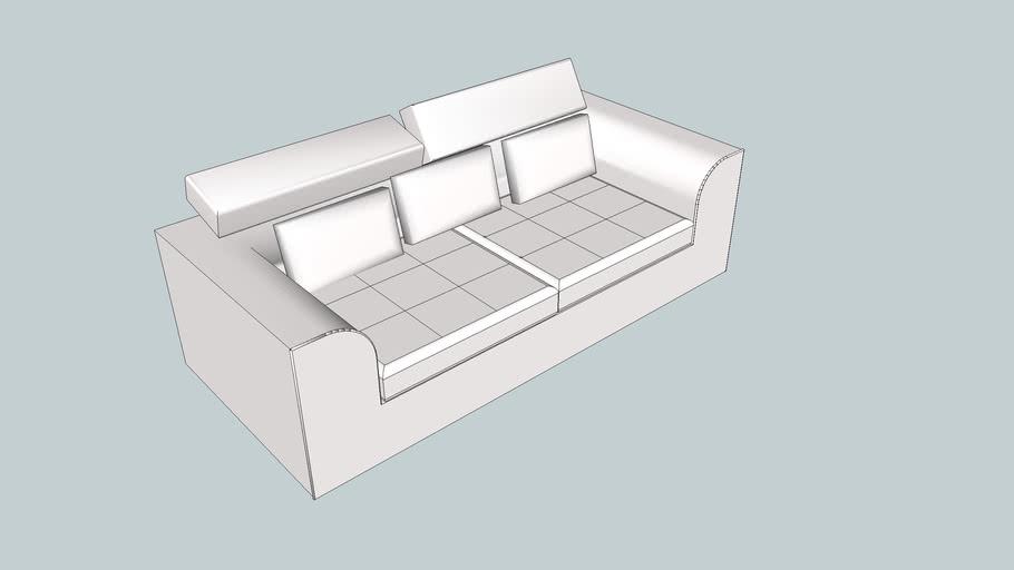 sofa soho 232cm