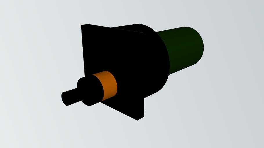Maxon DC motor 18:1 gear ratio