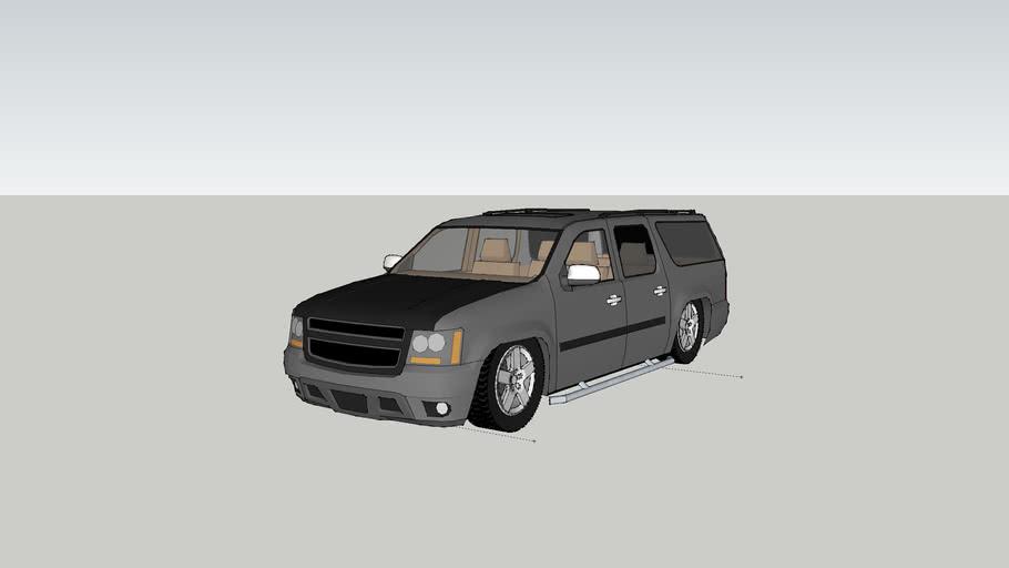 custom suburban