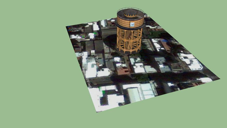 Tanque de Aguas Santafesinas 3