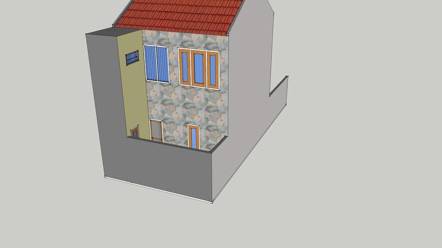 prespective of house