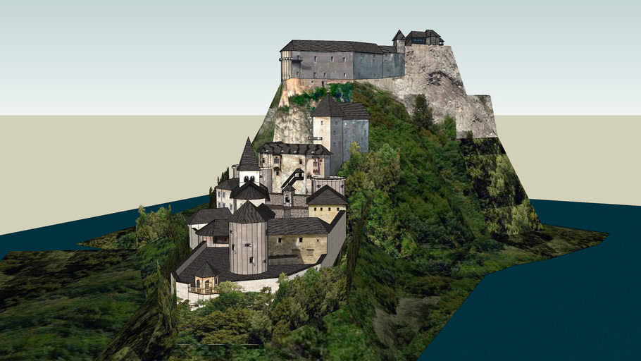 Destiny Island Castle