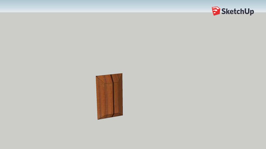 Ark Wooden Door