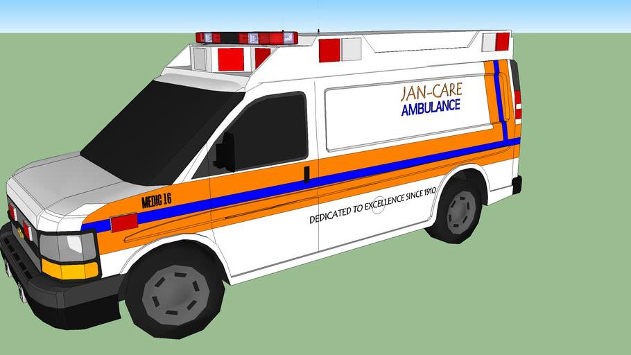 Jan Care Medic 16