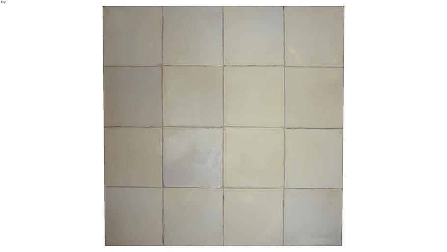 Carrelage de Faïence/ French handmade tile/ Carrelages du marais | 3D Warehouse