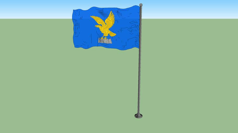 Flag of Friuli-Venezia Giulia