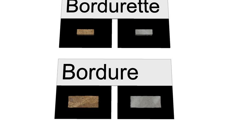 OPPIDUM _ BORDURE