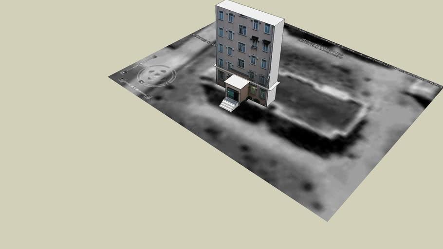 Shanghai Apartment of Doom