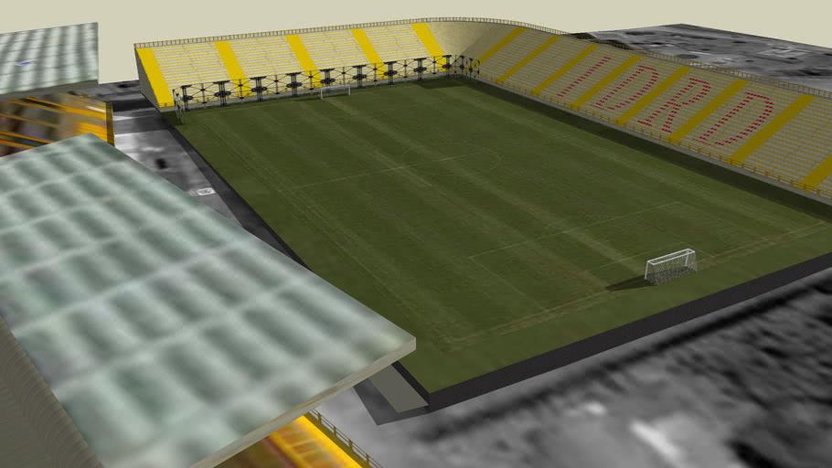Estadio Metropolitano de Techo, Bogotá D.C
