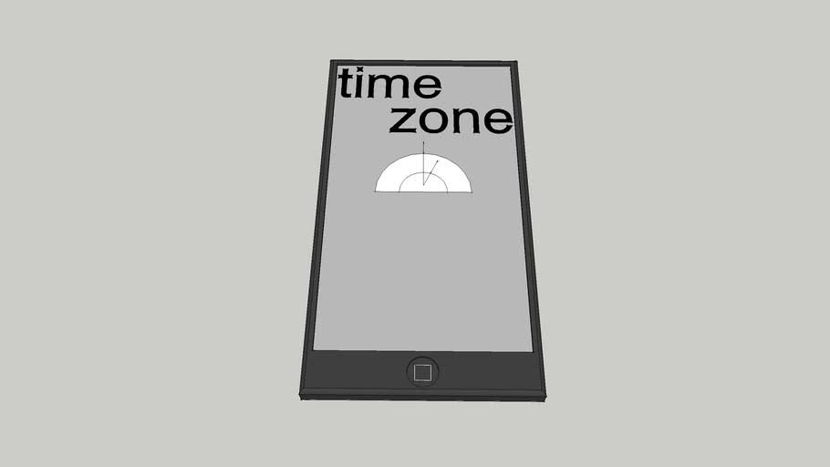 Blake's Time Zone Phone