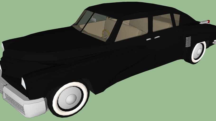 1948 Tucker Sedan #1021