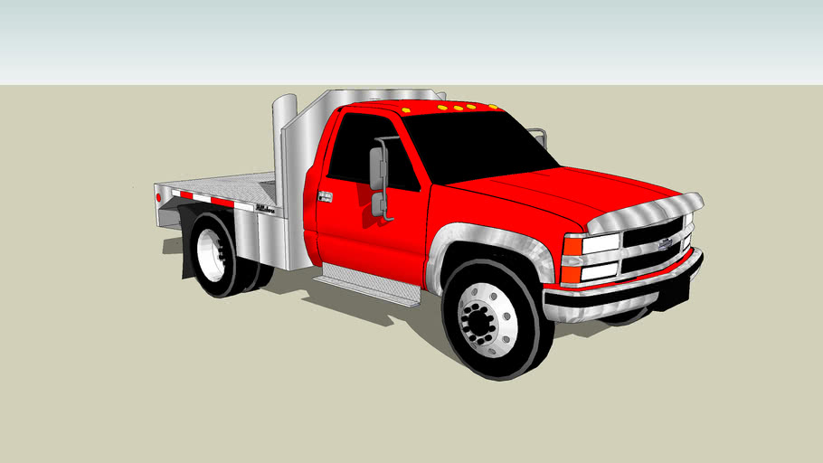 1994 Chevy 3500 Dually