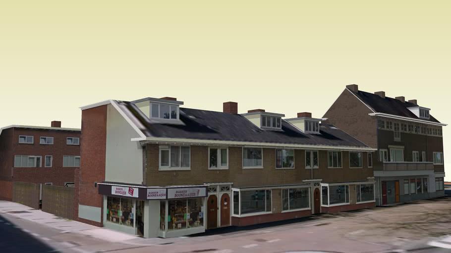 hooft graaflandstraat Utrecht woonblok