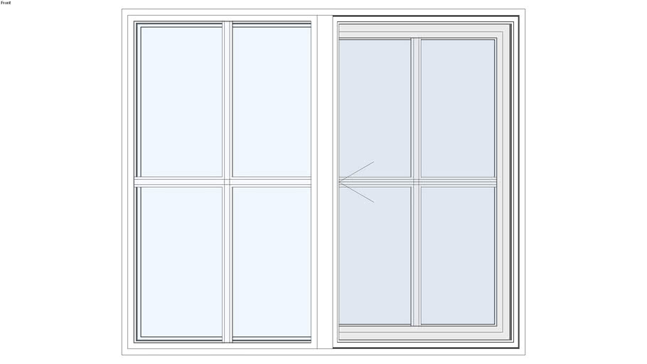 Style Line® Series Horizontal Sliding Window