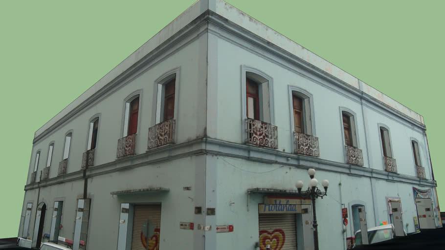 Edificio del centro de Córdoba