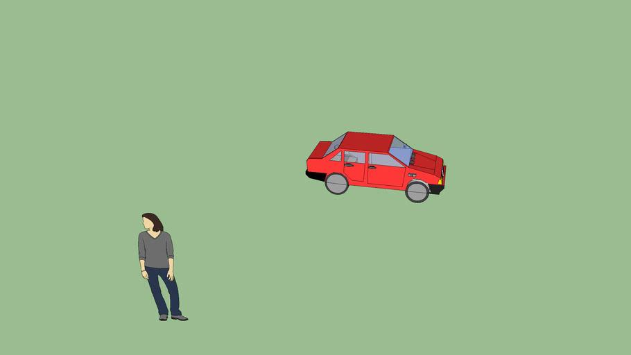1994 Fiat Premio/Duna CS 1.5 i.e