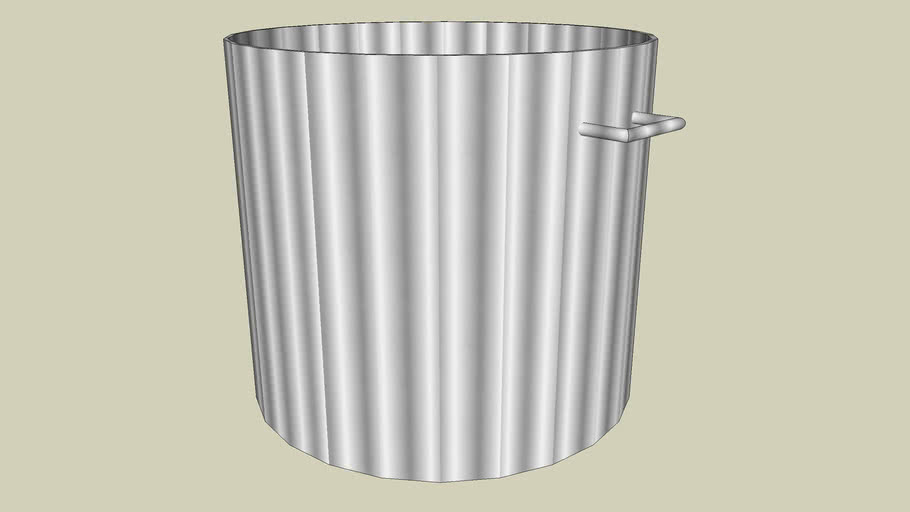 82 quart stock pot
