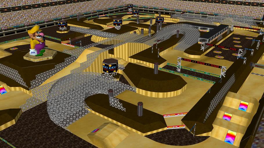 N64 Wario Stadium (Yoshi74)