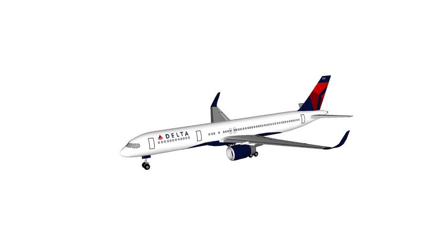 Delta 757-251 (type 2)