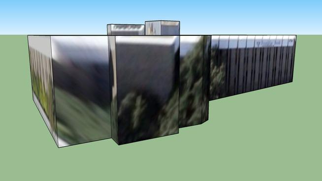 奥斯汀, TX, USA的建筑模型