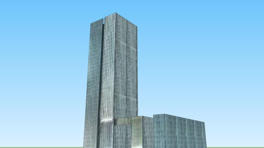 Binhai Cathay Pacific Building