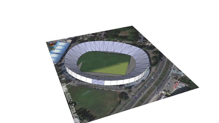 Pasienky - ŠK Slovan Bratislava Stadium