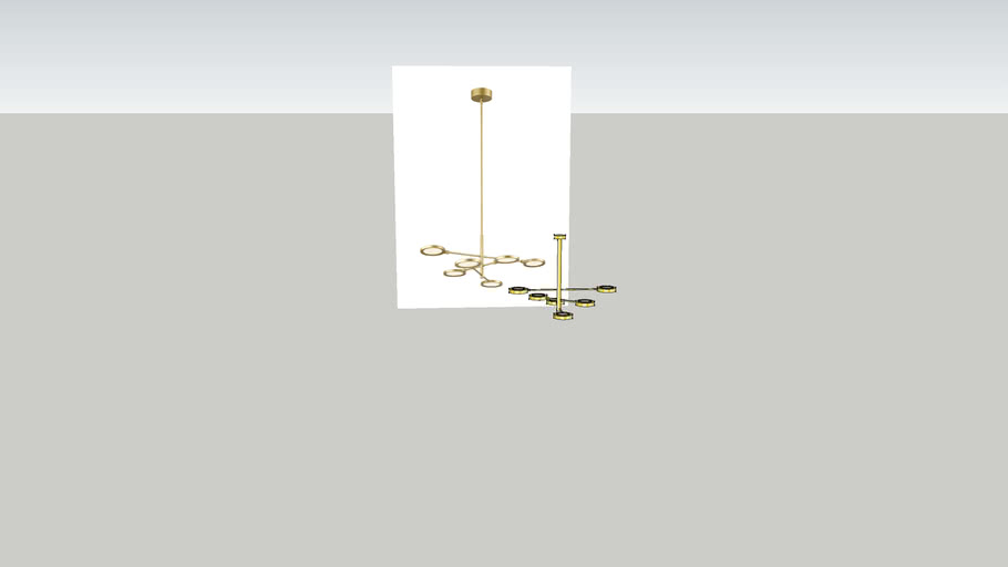 Tech Lighting Spectica Chandelier