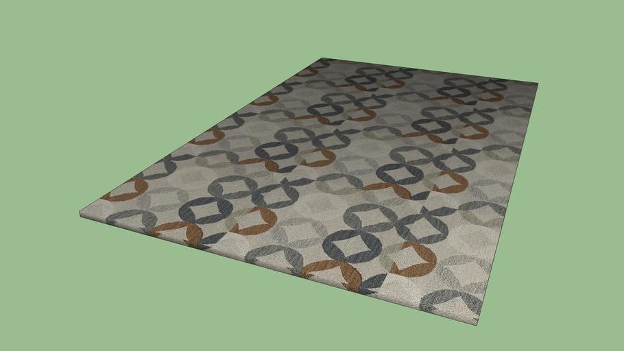 Crate & Barrel Destry Wool Rug